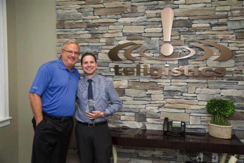 Congrats to Teligistics employee, Travis Roberts!
