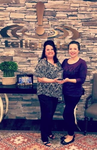 This Months ROI Champion: Katie Brill February 2017